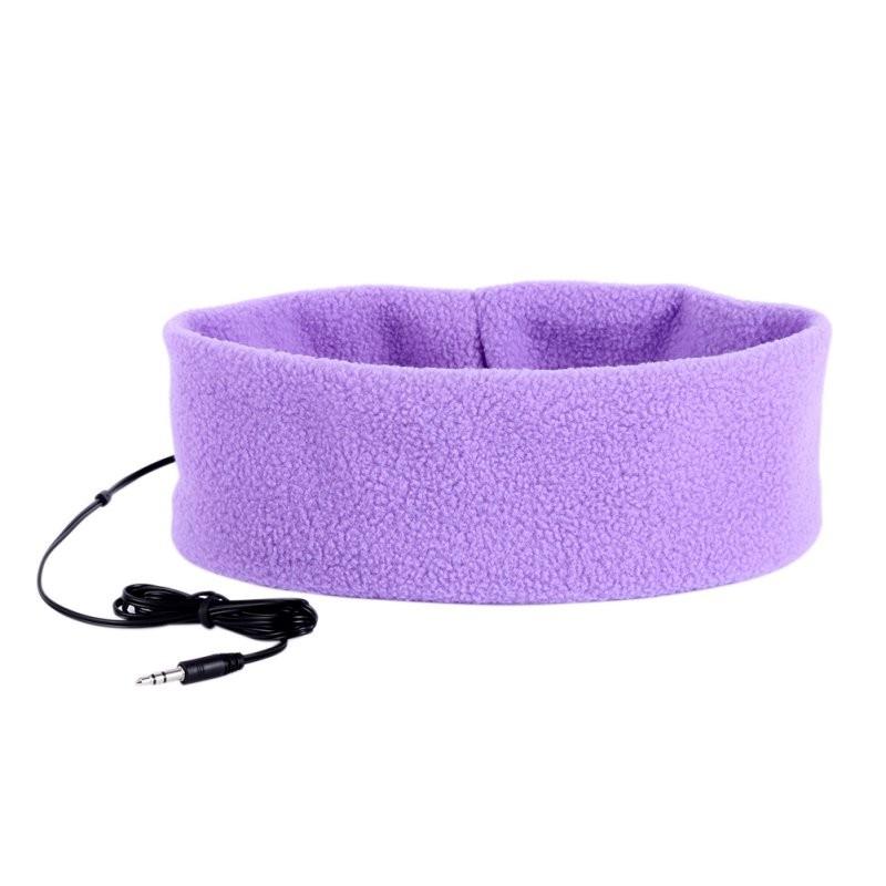 Washable Anti-noise Sports Running Sleeping Earphones Bundle Music Headband Sleep Mobile phone Headphones for Iphone Samsung