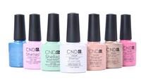 Лак для ногтей CNF 2 /cnd Shellac + .25oz/7.3ml Top&Base