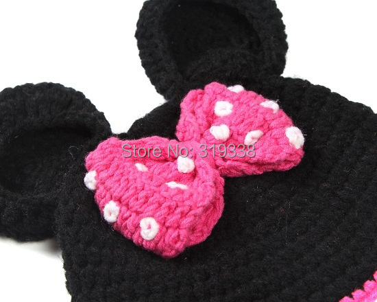 Crochet Baby Mouse Hat Pattern ~ manet for .