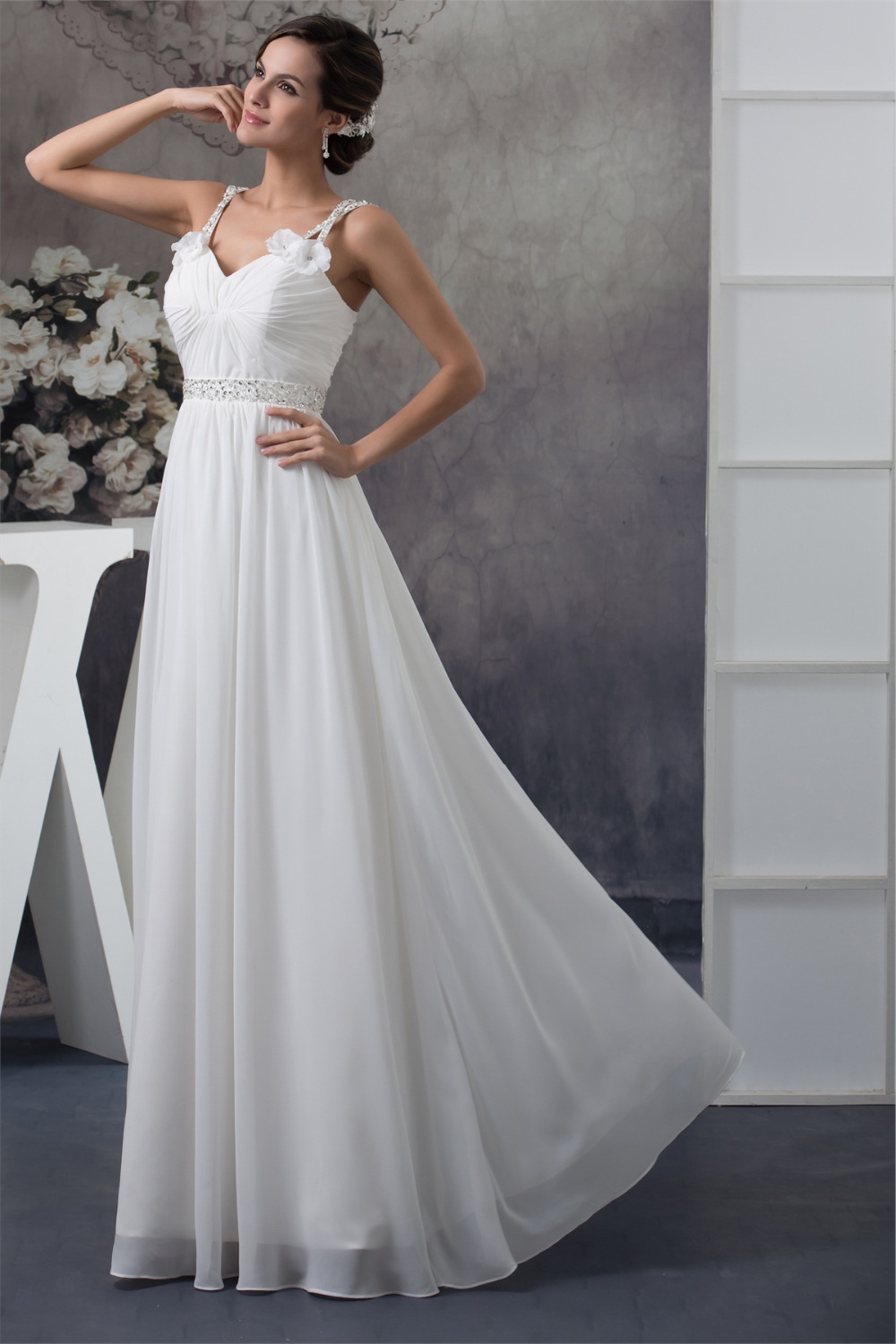 quick delivery wedding dress