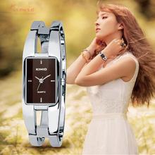 Kimio Brand Women's Bracelet Watches Diamond Stainless Steel Dress Ladies Quartz Watch Femme Relogio Feminino Horloges Vrouwen(China (Mainland))