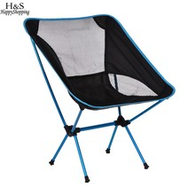 0.9kg Super Light Folding Chair Outdoor Camping Hiking Fishing Picnic Garden BBQ Stool Breathable Chair Seat Wholesale(China (Mainland))