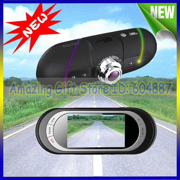"2013 New Special Railway Line 1920*1080P 25FPS Full HD 2.7"" Car DVR Recorder Black Box Video 140 degree Wide angle L5000(China (Mainland))"