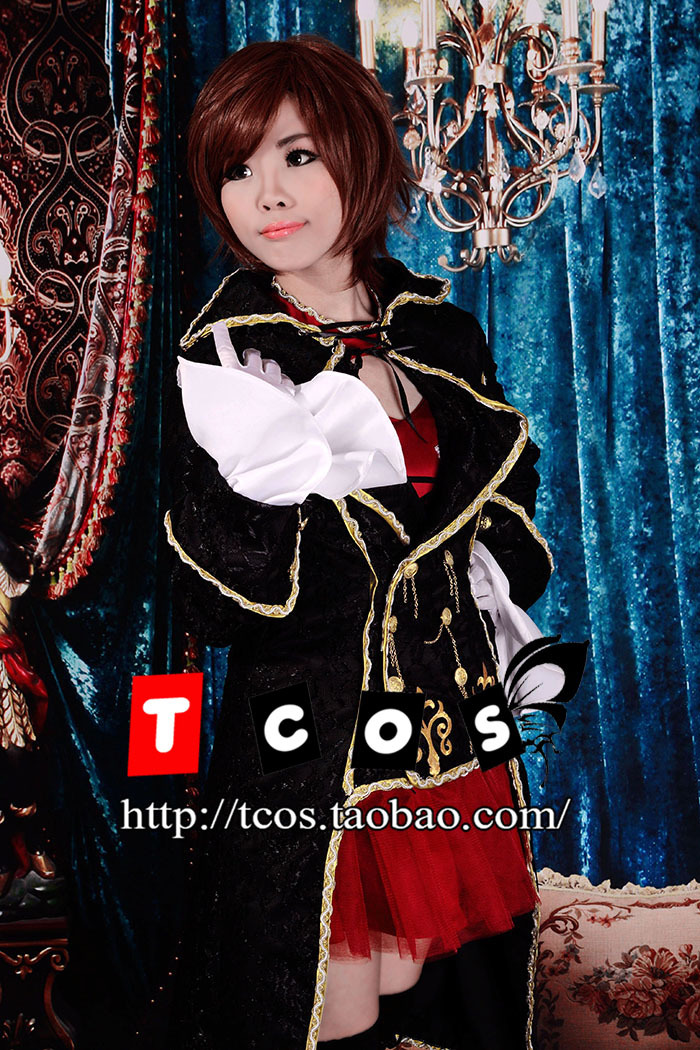 Free shipping! Newest! Vocaloid Meiko Cosplay Costume ,Perfect custom for you!Одежда и ак�е��уары<br><br><br>Aliexpress