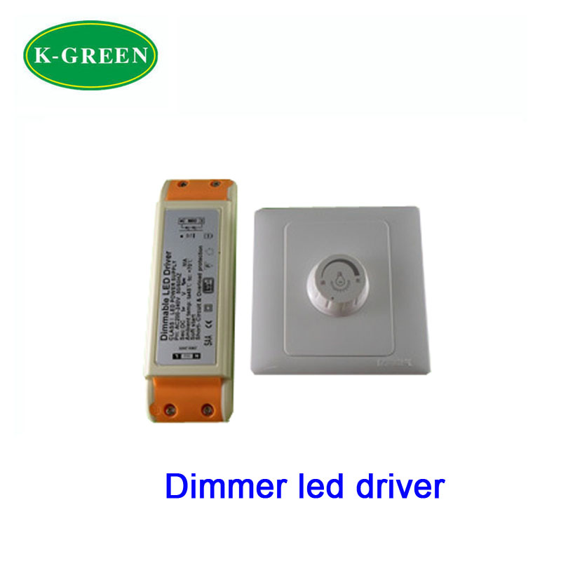 Hight quality 21*1W LED dimmer driver with controller Input voltage AC200-265V output voltage 63-70V 300mA free shipping<br><br>Aliexpress