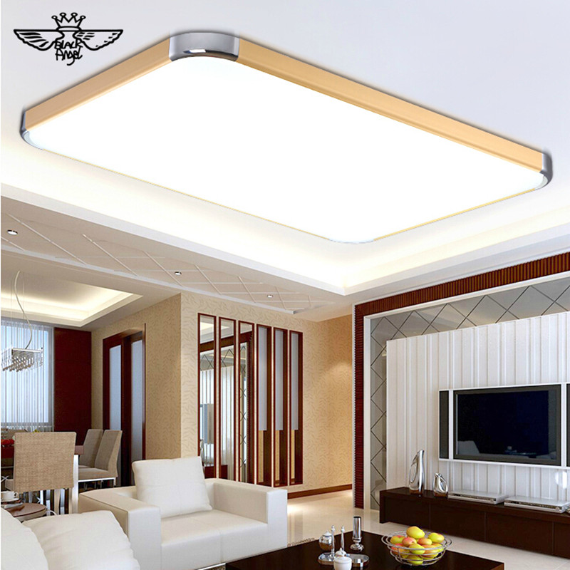 2015 surface mounted modern led ceiling lights for living for Living room light fixtures