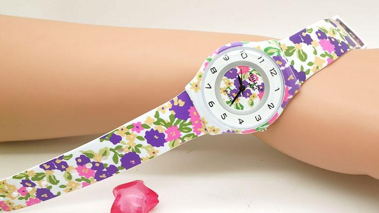 2016 новое прибытие дети часы япония движение кварцевые часы имитация высокого обработки подарок часы модные часы для подарка