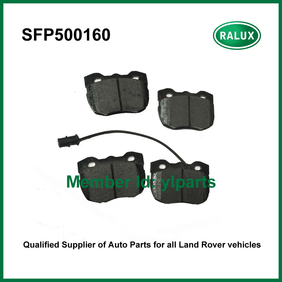 SFP500160 STC9191 STC9150 STC8572 front car brake pad sets for Discovery 1 1989-1998 auto brake pads aftermarket parts promotion(China (Mainland))