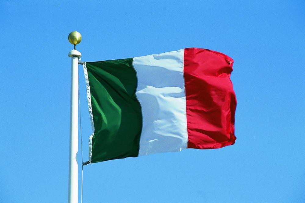 3ft x 5ft italie Polyester drapeaux décoration drapeau bannière drapeau italien drapeau flottant pas mât 90 * 150 cm(China (Mainland))