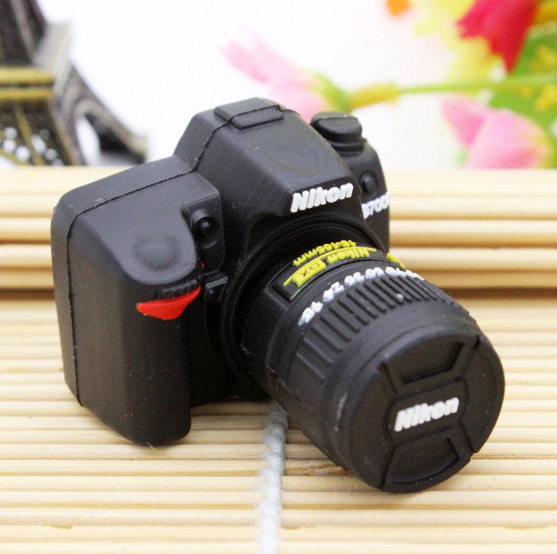 2016 New Camera usb flash drive pen drive 4GB 8GB 16GB 32GB 64GB USB Memory Stick Thumb pendrive pen stick disk free shipping(China (Mainland))