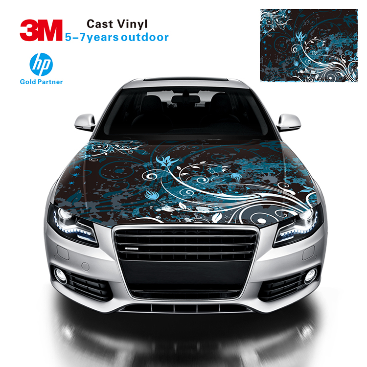 Car Bonnet Vinyl Covers Car Hood Wrap Promotion Shop For