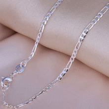 18k gold plated chain necklace for women wholesale fashion jewelry 2016 new cheap 18 20 22