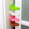 Hot Sale Baby Safety Silicone Door Stopper Kids Corner Guards Door Holder Stop Safety Finger Protector