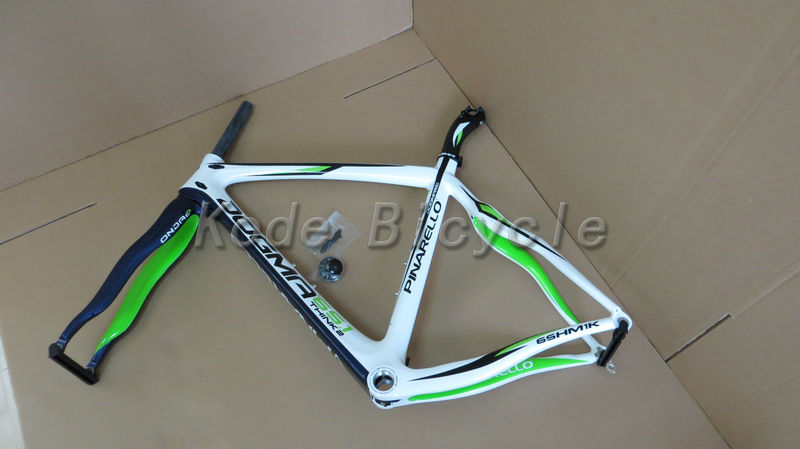 2013 Pinarello Dogma 65.1 Think2 fit di2 full carbon fiber road bike frame 49/52/54/58/60cm free shipping