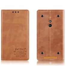 Superior Quality Genuine leather case For Nokia Lumia 830 phone cover(China (Mainland))