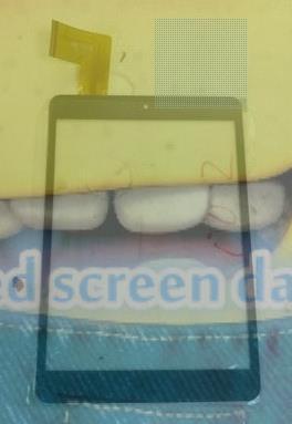Здесь можно купить  10Pcs/Lot Free Shipping 7.85 -inch capacitive screen tablet touch screen external screen cable TCLHCTP-355A  Компьютер & сеть