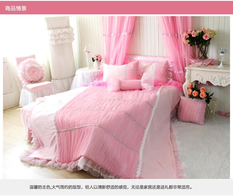 Matrimonio Bed Linen : Compra rosa blanca ropa de cama online al por mayor