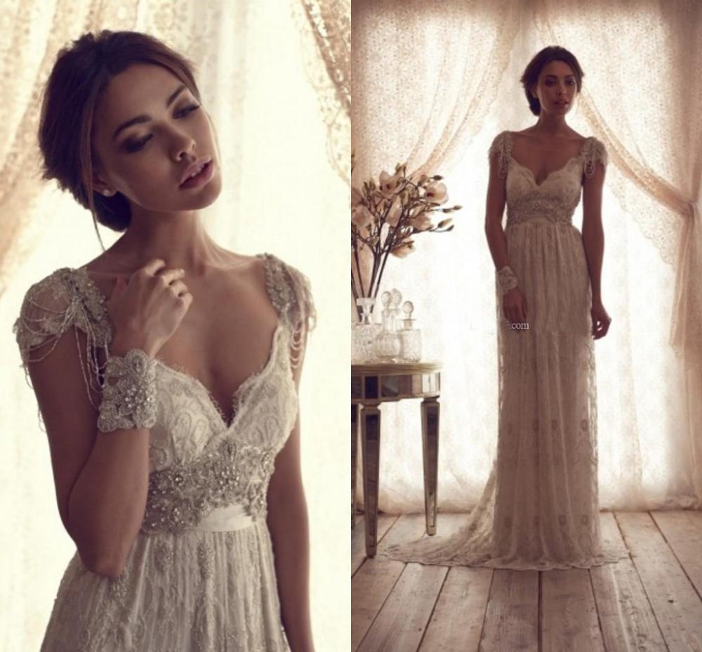 Vintage Backless Wedding Dresses 62 Perfect