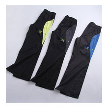 Boy Camping Hiking Long Pants Kids Outdoor Breathable Sports Trousers Children Cycling Running Quick Dry Sportswear GK025