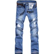 Hot Sale 2015 New Arrival Fashion Casual Slim Straight Designer Denim Jeans Men,Retail & Wholesale Men Jeans,Free Shipping,6301(China (Mainland))