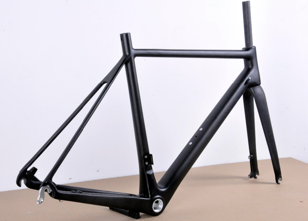 700C Carbon frame axle thru 142*12MM , disc brake carbon road bike frame Disc raod frames , carbon road bike frames disc(China (Mainland))