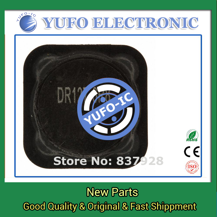 Free Shipping 10PCS DR127-6R8-R original authentic [FIXED IND 6.8UH 7.34A 11.6 MOHM]  (YF1115D)