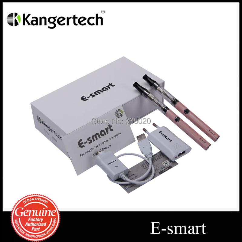 Original Kanger E-smart Starter Kit  1.3ml 510 eGo Esmart Atomizer 350mAh Rechargeable Battery Kanger E smart Kit  10pcs/lot<br><br>Aliexpress
