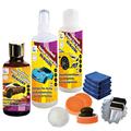 waterless car cleaning car wax car scratch polish repair ceramic pro hydrophobic car glass coating 3
