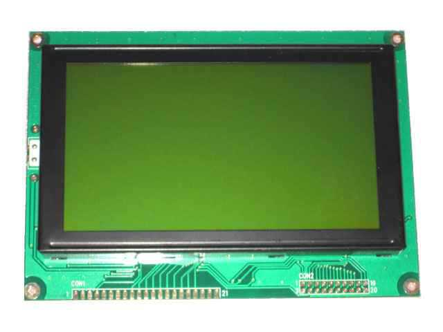 Hot Sell 240128 LCD screen LCD monochromatic the STN LCD display module parallel port industrial screen 5 v Brazil(China (Mainland))