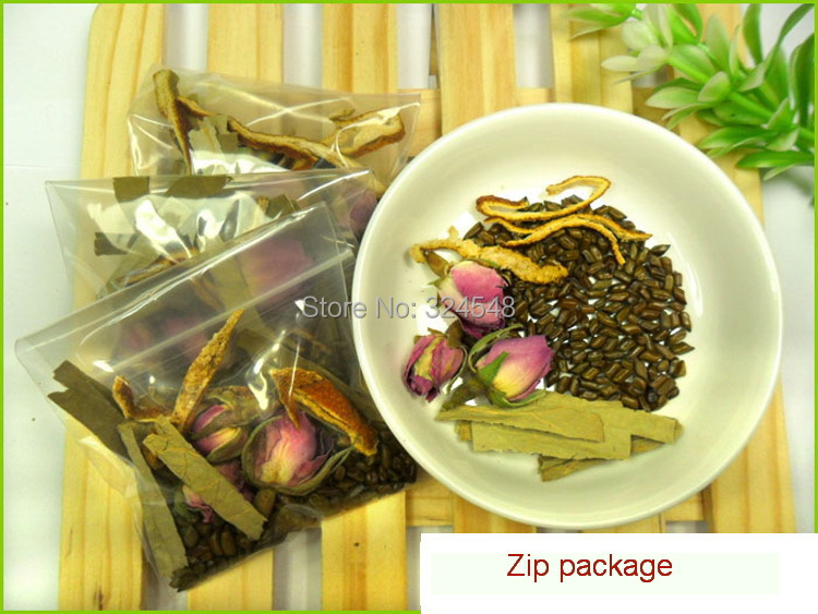 20 sachets slimming scented tea,Rose,Lotus leaf,cassia seeds,Dried tangerine,Scented tea combination,free shipping<br><br>Aliexpress