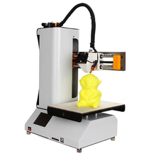DIY 3D printer fully assembled high precision beautiful body Auto Leveling for designer students