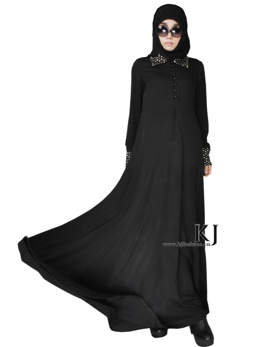 New arrival womens abaya arabic dress plus size single breasted muslim dress plus size islamic clothingОдежда и ак�е��уары<br><br><br>Aliexpress