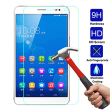 Tempered Glass Screen Protector for Huawei MediaPad X1 X2 Glass Protective Film Templado Pelicula Honor X1 7D-501u 7.0″ 0.3mm