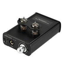 XDuoo TA-02 6J1x 2 Stereo Vacuum Tube Headphone Amplifier Class A Buffer Amp(China (Mainland))