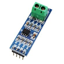 FREE SHIPPING 5PCS/LOT MAX485 module, RS485 module, TTL turn RS - 485 module, MCU development accessories for arduino