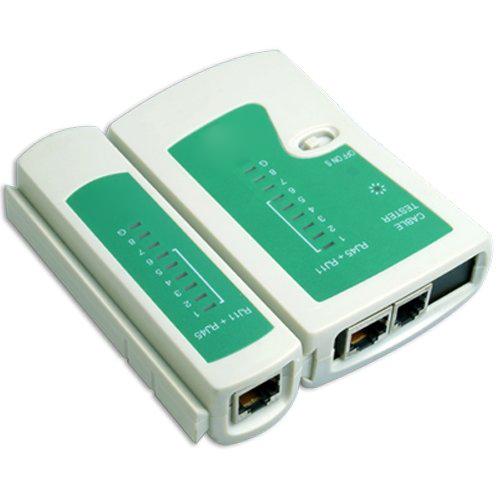 10 Pcs Wholesale USB LAN Network/Phone Cable Tester RJ11 RJ12 RJ45 Cat5