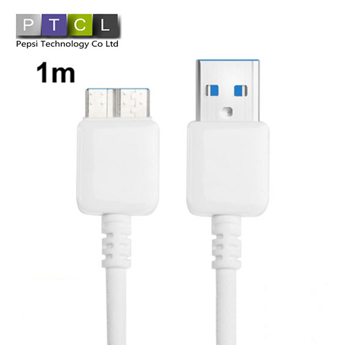 USB Data Transfer Charger Sync mobile phone Cable For Samsung Galaxy Note 3 III S5 N9000 N9002 N9006 S6 Length: 1M