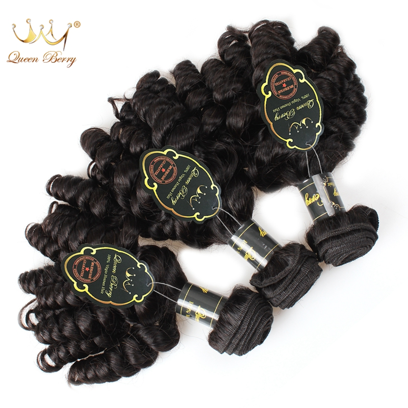 10A Virgin Peruvian Hair Tip Curl 10Pcs Peruvian Human Hair Bundle Deals Funmi Hair Brazilian Свободная волна Peruvian Virgin Hair