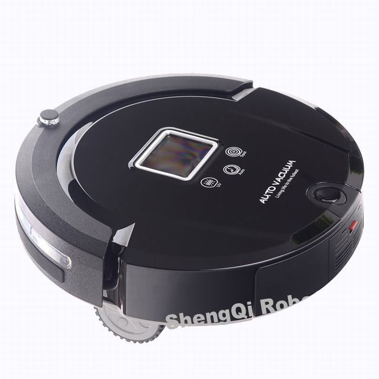 Vacuum Cleaner with Remote Control Multifunction Robotic Vacuum Cleaner Mordern,mini Vacuum Cleaner for Home(China (Mainland))