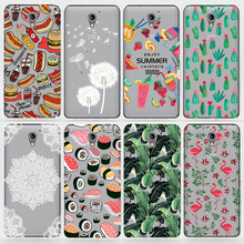 Case For ZTE Blade A510 Fashion Coloured Drawing Soft Protect Phone Covers For ZTE Blade A510 Silicone Phone Case