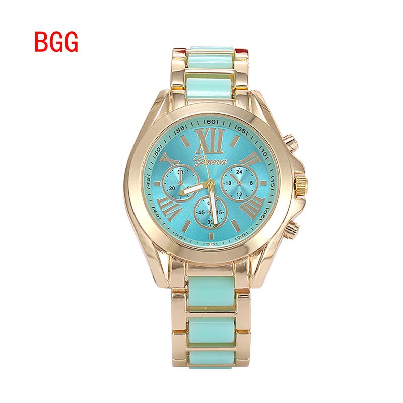 2015 luxury brand watches high quality gold geneva