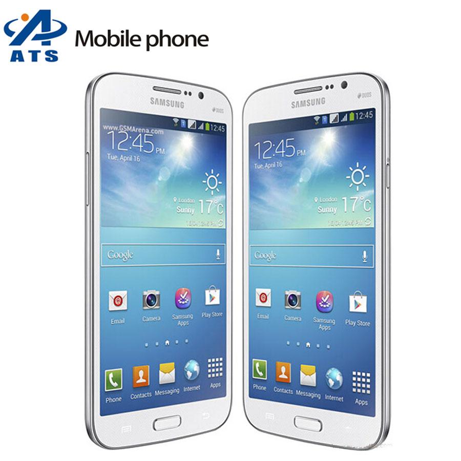 "I9152 Original Samsung Galaxy Mega 5.8 I9152 Mobile Phone 8G ROM 1.5G RAM 6.3"" Dual core Free Shipping(China (Mainland))"