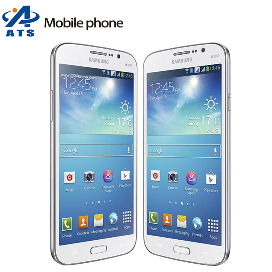 "I9152 Original Samsung Galaxy Mega 5.8 I9152 Mobile Phone 8G ROM 1.5G RAM 6.3"" Dual core Free Shipping(China (Mainland))"