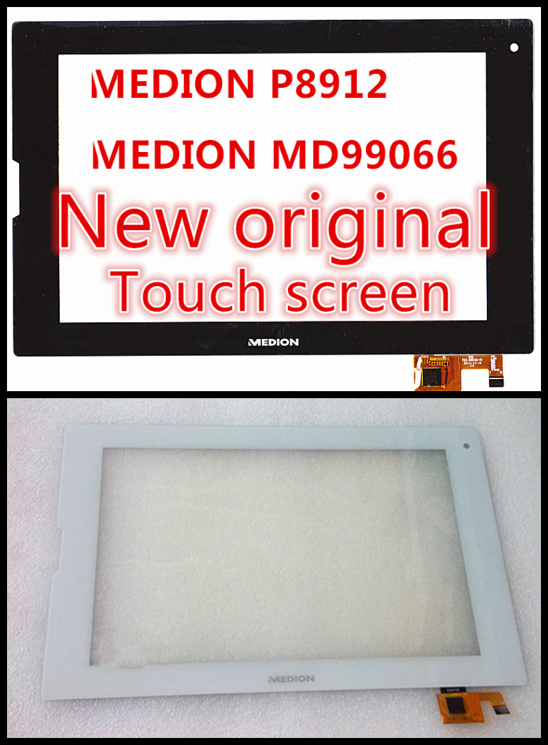 2PCS black 8.9 Inch For Medion Lifetab P8912 MD99066 MD 99066 Tablet PC Touch screen panel Digitizer Glass Sensor replacement<br><br>Aliexpress