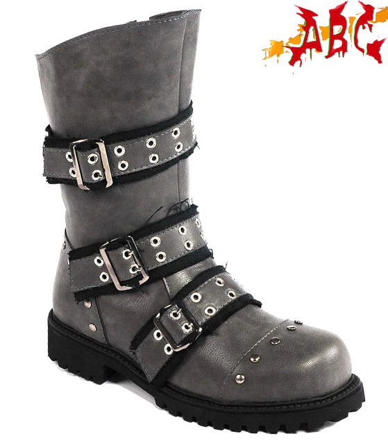 Boots Punk uk Punk Rock Cowboy Boots