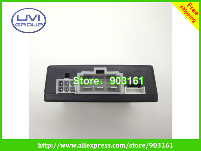 China Post Free Shipping !Auto Remote Passive keyless entry car security alarm system(PG-003A)