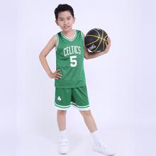 Kids/Children Summer  Basketball Jersey Set Training Tracksuit/Clothes/Vetement/Kleding/Ropa/Ensemble For Boys/Garcon/Jongens(China (Mainland))