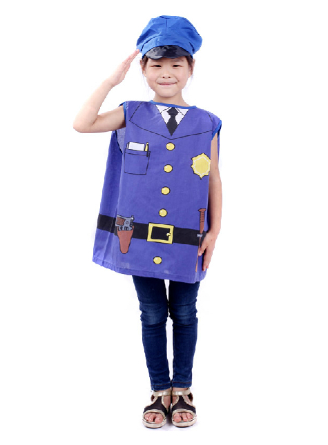 Костюм полицейской своими руками фото