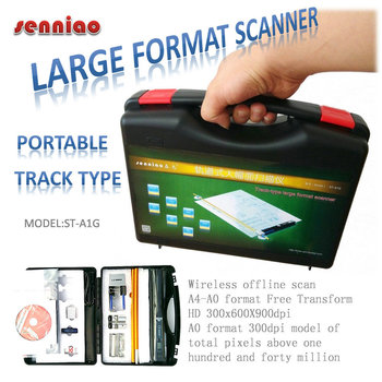 senniao scanner ST-A1G hardcover A0A1A2A3A4Wide free transform china patent technology Engineering drawing scanners