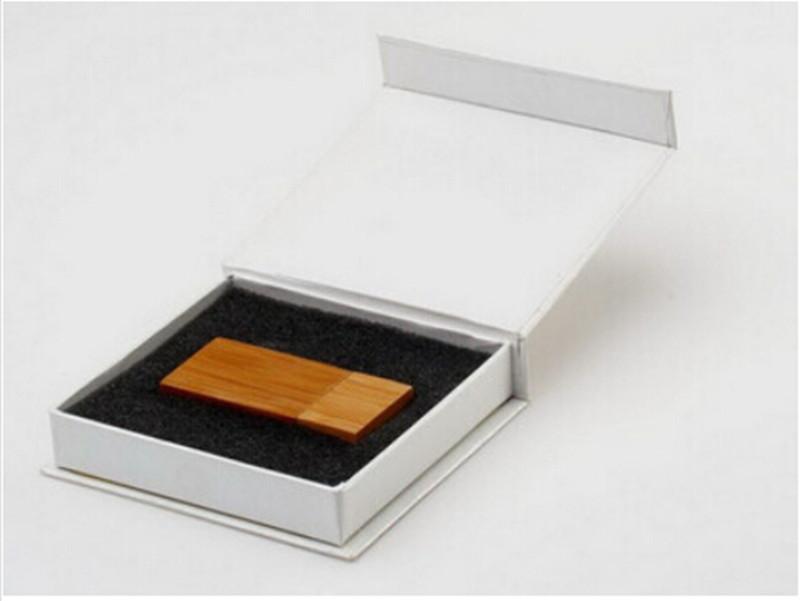 New Brand New Natural Bamboo Wooden usb,Nice gift box packing.usb 2.0 memory flash stick pen drive (over 30 pcs.free logo fee)(China (Mainland))